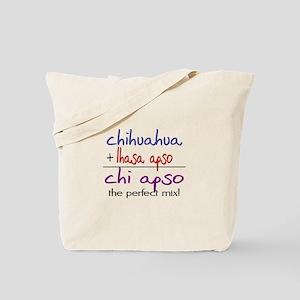 Chi Apso PERFECT MIX Tote Bag