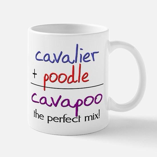 Cavapoo PERFECT MIX Mug