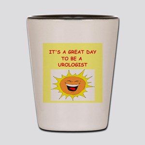 great day designs Shot Glass