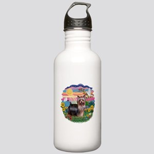 AutumnSun-Yorkie#20 Stainless Water Bottle 1.0L