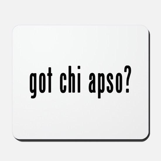 GOT CHI APSO Mousepad