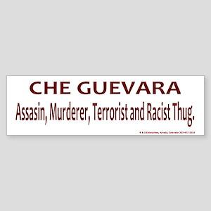 Che_Thug_Bumpersticker