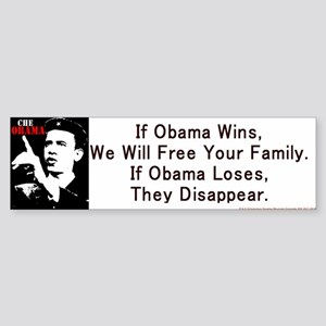 Family Bumperstickers Bumper Sticker