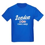 London England Kids Dark T-Shirt