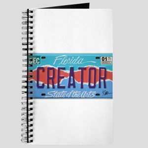 Florida Art Plate Journal