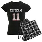Team Women's Dark Pajamas