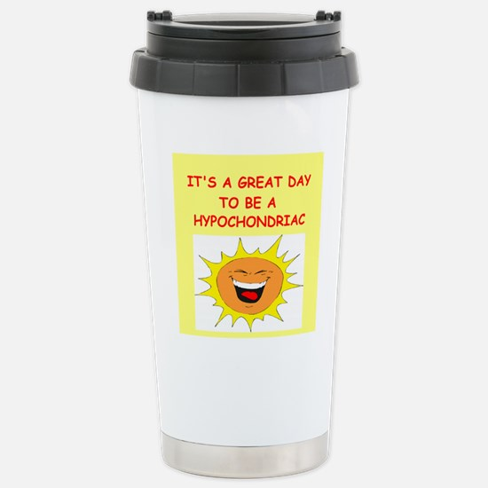 great day designs Stainless Steel Travel Mug