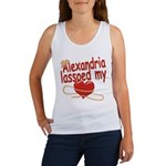 Alexandria Lassoed My Heart Women's Tank Top