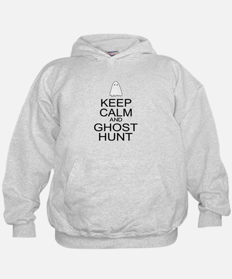 Keep Calm Ghost Hunt (Parody) Hoodie