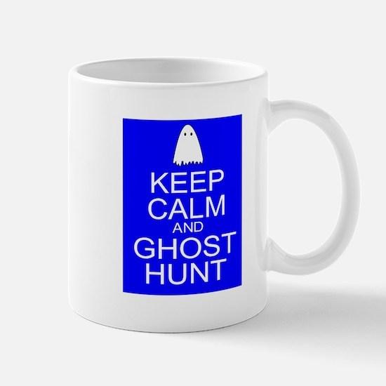 Keep Calm Ghost Hunt (Parody) Mug