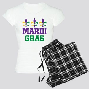 Mardi Gras Gift Women's Light Pajamas