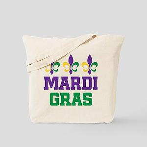 Mardi Gras Gift Tote Bag
