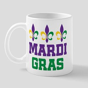 Mardi Gras Gift Mug