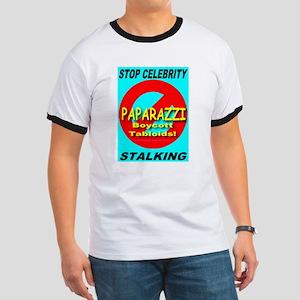 Stop Celebrity Stalking Ringer T