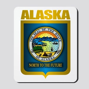 """Alaska Gold"" Mousepad"