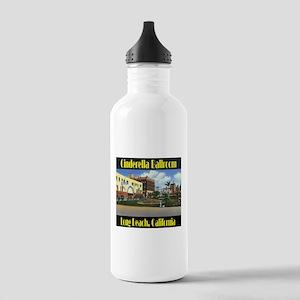 Cinderella Ballroom Stainless Water Bottle 1.0L