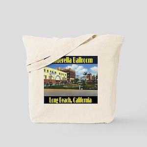 Cinderella Ballroom Tote Bag