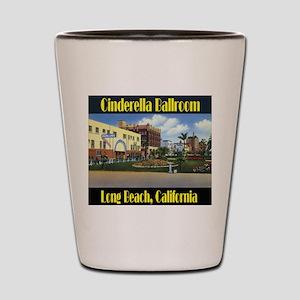 Cinderella Ballroom Shot Glass