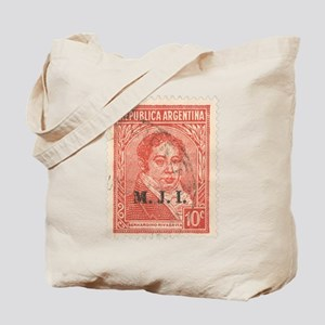 Argentinean Stamp - Tote Bag