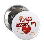 Alyssa Lassoed My Heart 2.25
