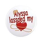 Alyssa Lassoed My Heart 3.5