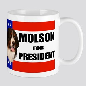 Molson For President Mug