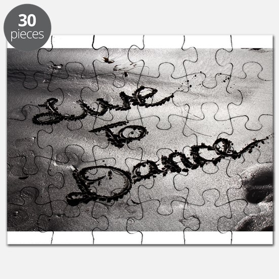 Live To Dance - Puzzle