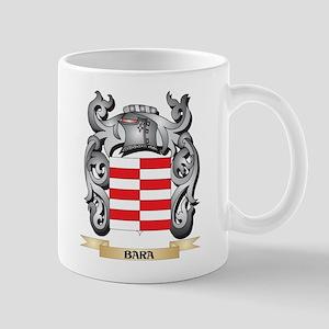 Bara Family Crest - Bara Coat of Arms Mugs
