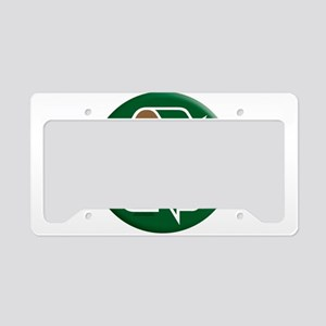 Recycle. Just do it. License Plate Holder