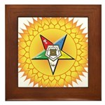 OES In the Sun Framed Tile