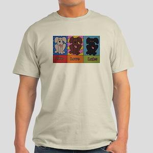 Live Love Labs Light T-Shirt