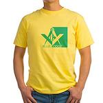 Masons Yellow T-Shirt