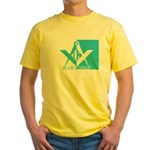 Masons Yellow T-Shirt