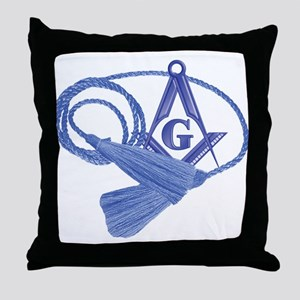 The Cable Tow Throw Pillow