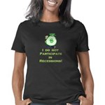 NoRecessions Women's Classic T-Shirt