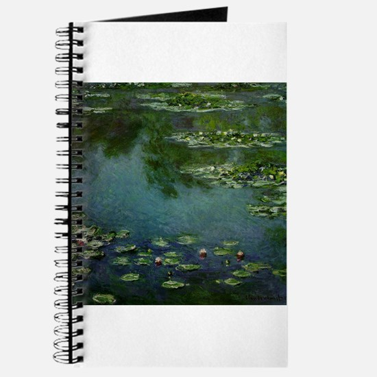 Water Lilies - Journal