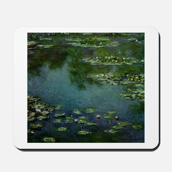 Water Lilies - Mousepad
