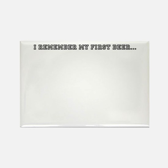 Cute Step brothers Rectangle Magnet (100 pack)