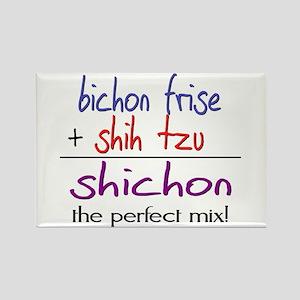 Shichon PERFECT MIX Rectangle Magnet