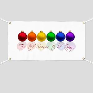 Tis the season to be gay Banner