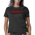 desperatescrapper_trans_bl Women's Classic T-Shirt