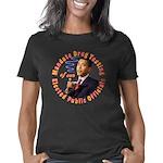 Obama Drug Test dk Women's Classic T-Shirt