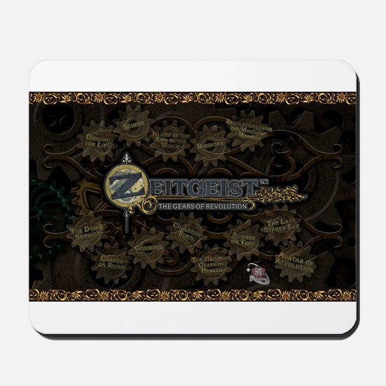 ZEITGEIST Mousepad