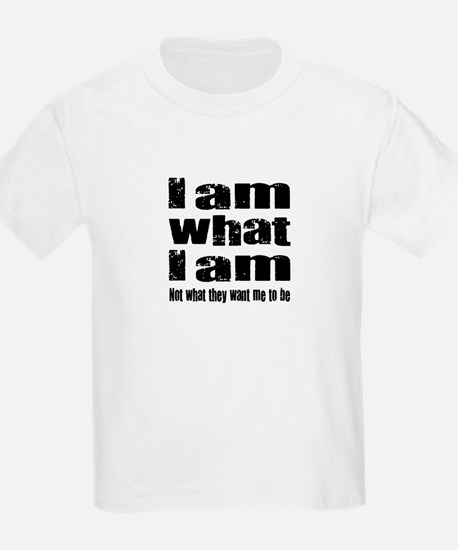 I am what I am T-Shirt