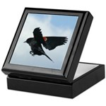 Flying Redwing Keepsake Box