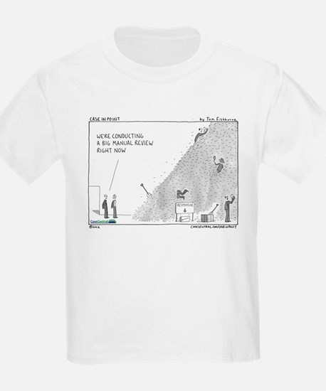 Manual review, haystack T-Shirt