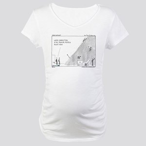 Manual review, haystack Maternity T-Shirt