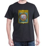 California seal Mens Classic Dark T-Shirts