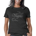 vegan-black-02 Women's Classic T-Shirt