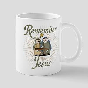 Remember Jesus Mug